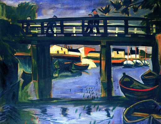 Max Pehshtein. Bridge