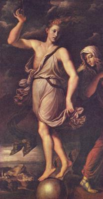Girolamo yes Carpi. Fortuna and Patience