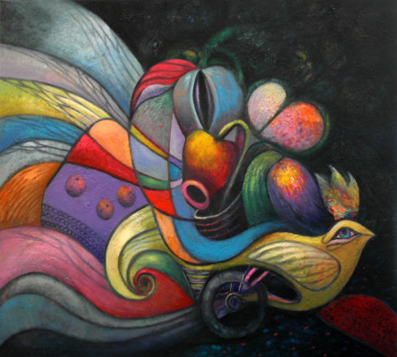 Andrey Karablin. Bird