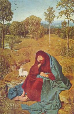 Гертген тот Синт-Янс. Иоанн Креститель
