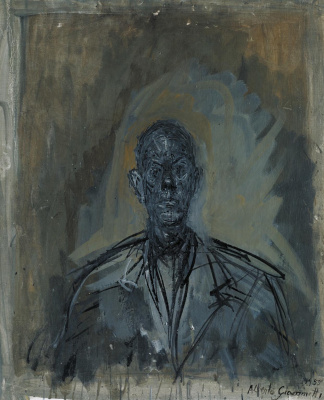 Альберто Джакометти. Портрет Диего