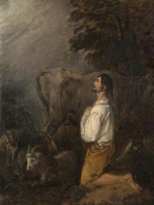 The prodigal son (Salvator Rosa)