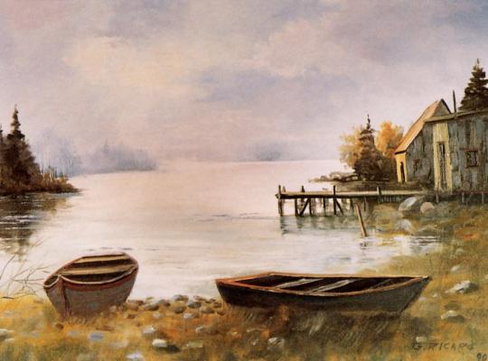 Морская сцена