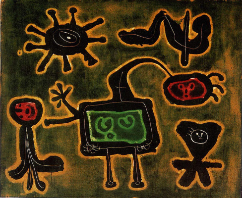 Joan Miro. Series I