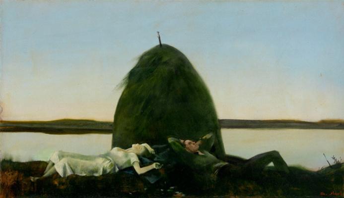 Андрей Андреевич Мыльников. Тишина