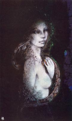 Susan Seddon Boulet. Goddess Эва2