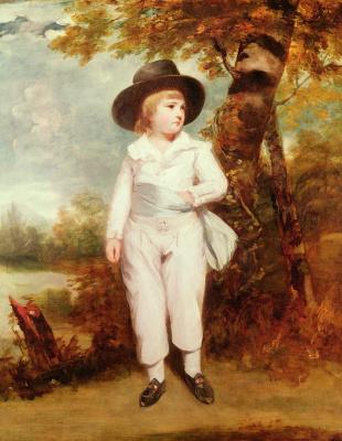 Joshua Reynolds. John Charles Spencer