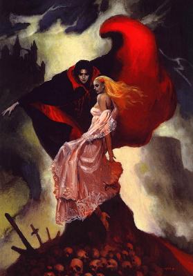 Yoshitaka Amano. Dracula