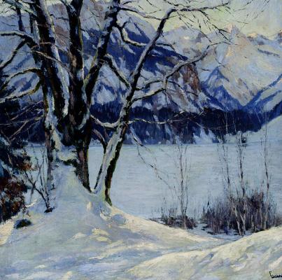 Эдвард Кукуэль. Лютая зима