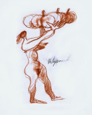 Владимир Сергеевич Лукьянов. «Mythological ingenia» лист 09