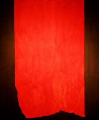 Barnett Newman. Achilles