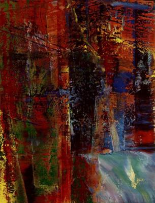 Gerhard Richter. Darkness