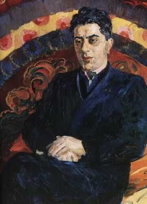 Портрет композитора Арама Хачатуряна