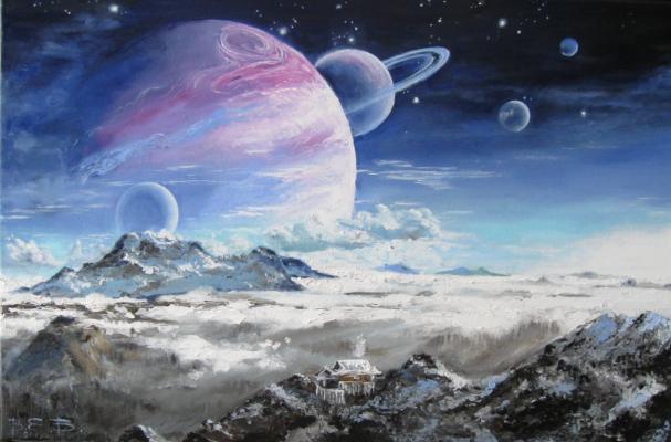 "Ekaterina Vasilyeva. ""Space"""