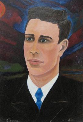 Vasily Vasilyevich Plastinin. Student