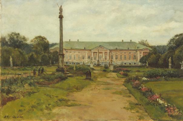 Aleksandr Chagadaev. Manor Kuskovo
