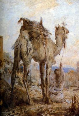 Мариус Бауэр. Верблюд