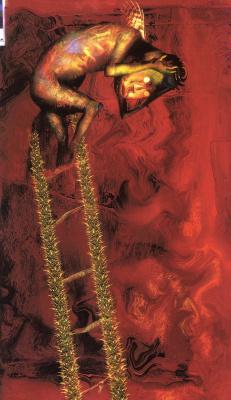 Дэйв Маккин. Головокружение на лестнице