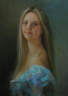 Andrei Ivanovich Boravik. Portrait of a Romantic (portrait on request)