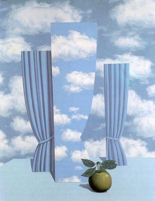 René Magritte. Beautiful world