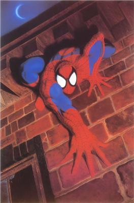 Даниэль Хорн. Человек-паук