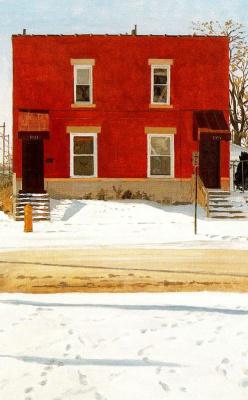 Феликс де ла Конча. Красный дом