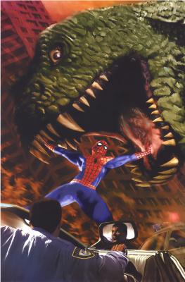 Брэд Паркер. Человек-паук и дракон
