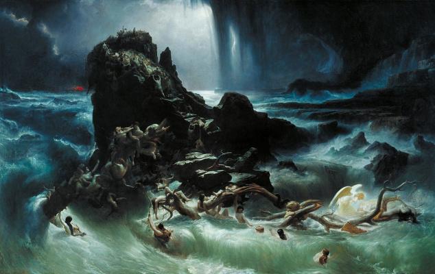 Фрэнсис Дэнби. Потоп