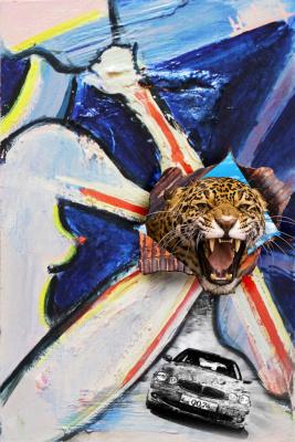 Nathan. Life has many options-- Jaguar's gaze will choose the way!