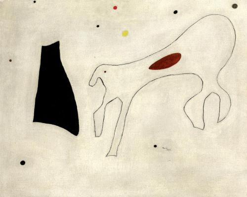 Joan Miro. Dog