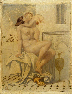 Ричард Дадд. Cupid and Psyche