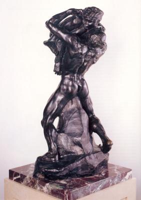 Огюст Роден. Красивый похититель