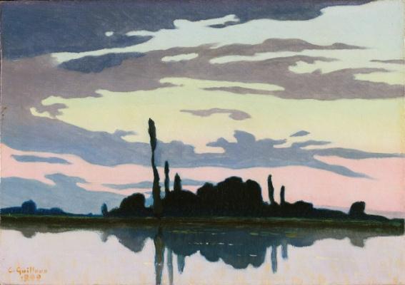 Charles Guillaume. Twilight