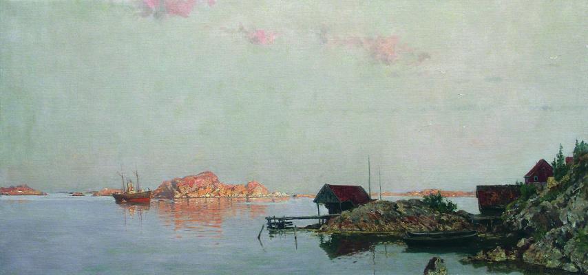 Lev Feliksovich Lagorio. Bay