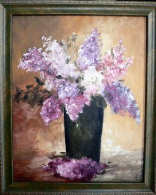 Sergei Nikolayevich Khodorenko-Zatonsky. Lilac