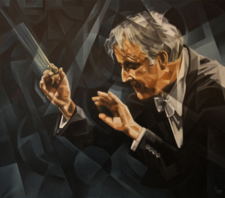 Василий Вячеславович Кротков. Маэстро Карлос Клайбер. Пост-кубофутуризм