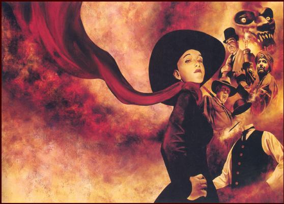 Джон Пикасио. Герои и монстры