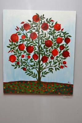 Sona Araevna Torozyan. The tree of life