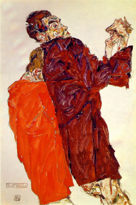Egon Schiele. Discovering the truth