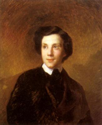 Karl Pavlovich Bryullov. Portrait Of A. A. Abaz