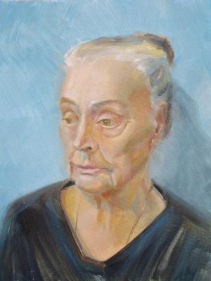 Екатерина Владиславовна Ивлева. Grandmother