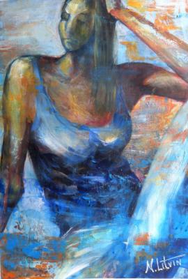 Nina Litvin. Untitled