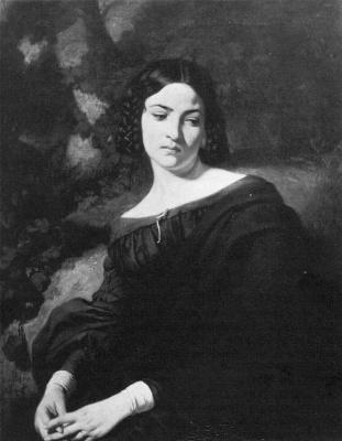 Тома Кутюр. Вдова