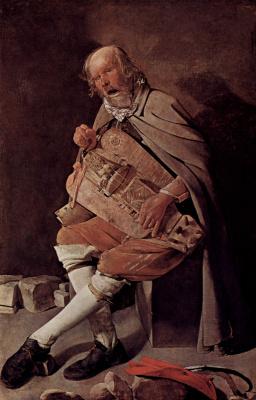 Georges de La Tour. Girondist