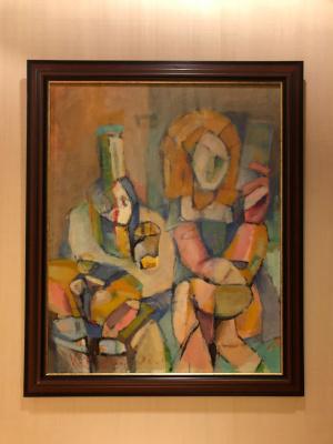 Vladimir Evgen'evich Koreshkov. Absinthe lovers