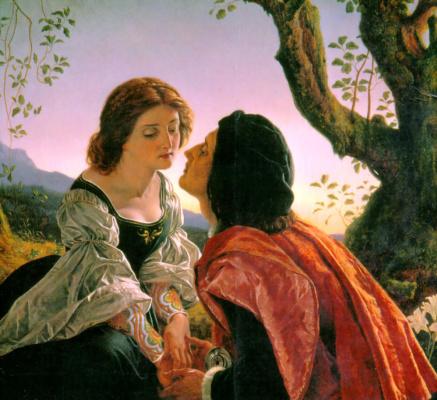 Джозеф Ноэль Патон. Венера