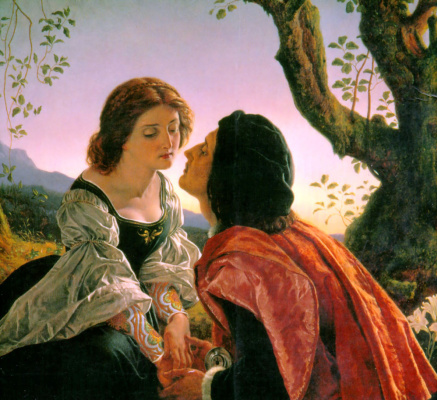 Joseph Noel Paton. Venus