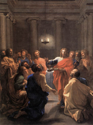Nicola Poussin. The Institution Of The Eucharist