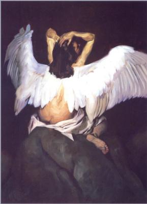 Грегори Манчесс. Утренний ангел