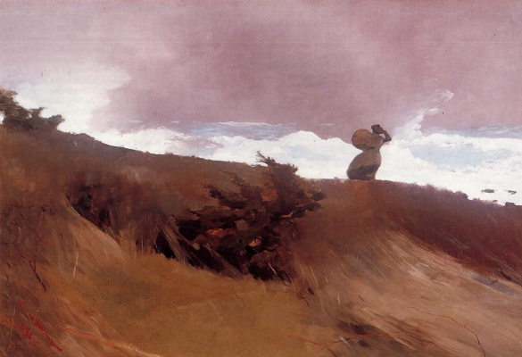 Winslow Homer. West wind